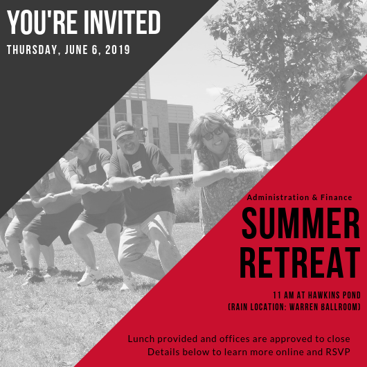Summer Retreat Invitation