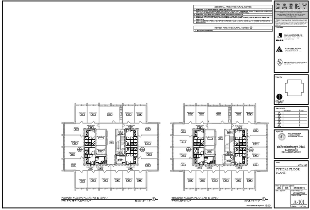 deFredenberg Floor Plan Multi