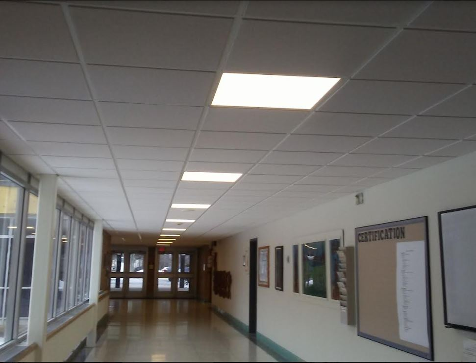 Sibley Hall Ceiling Replacement