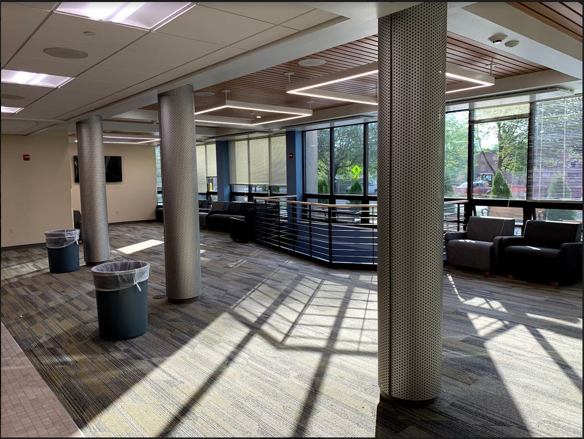Whiteface Hall Renovation Interior
