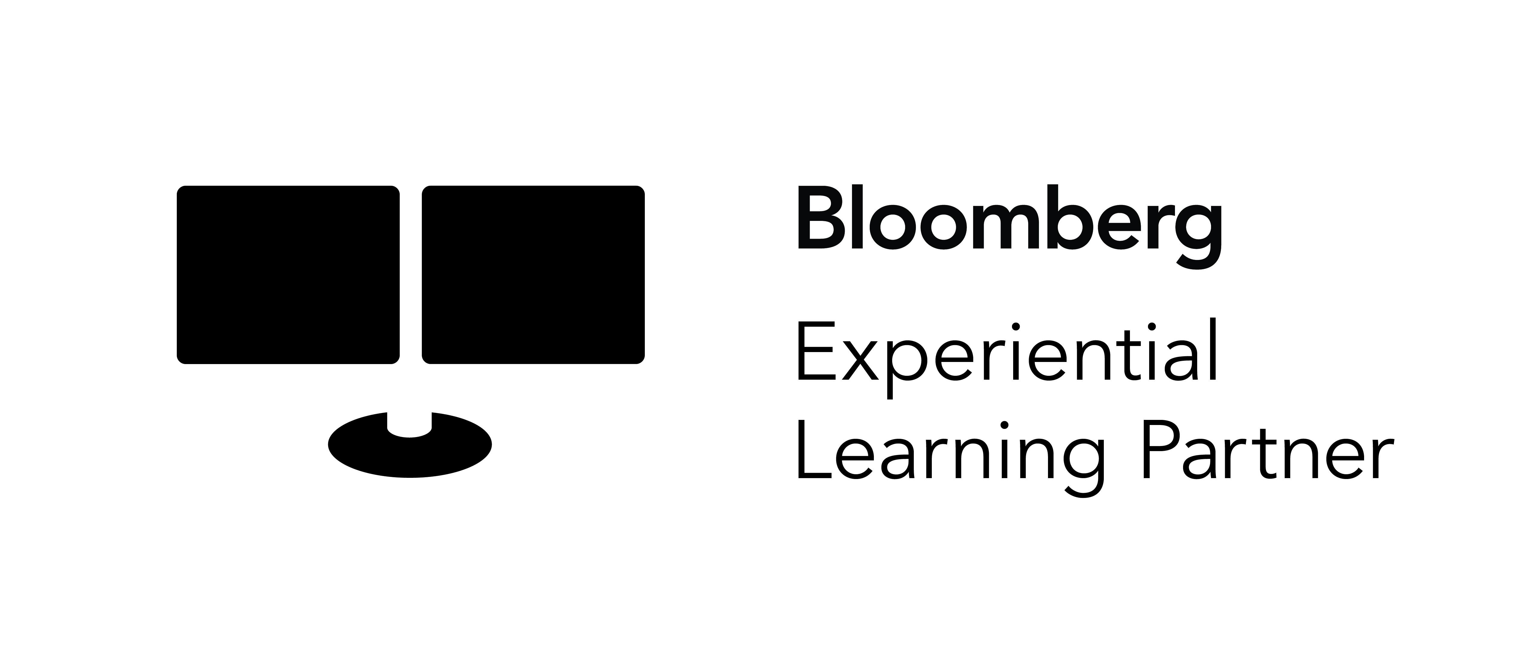 Bloomberg Experiential Learning Partnet logo