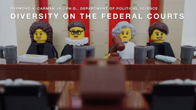 Diversity on Federal Bench