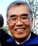 Portrait of Jin Kim