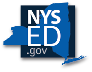 NYS Education Deptartment logo
