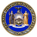 Image of the Great Seal of the State of New York