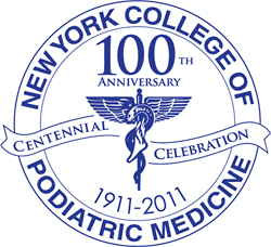 New York College of Podiatric Medicine logo