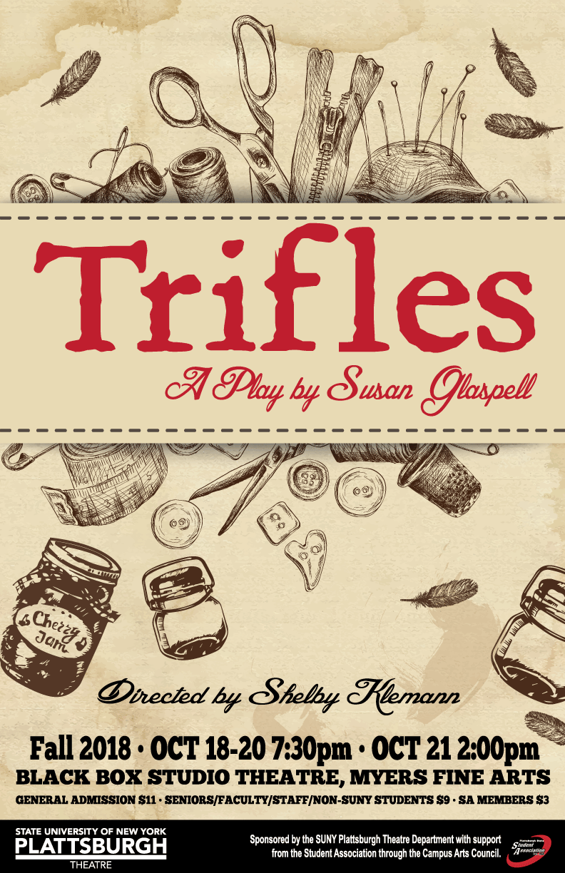 Trifles Poster
