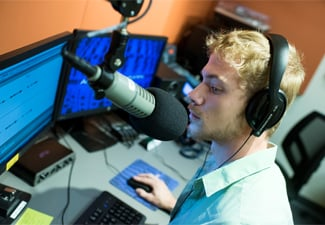 Audio-Radio Production Major