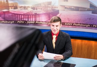 Broadcast Journalism Major