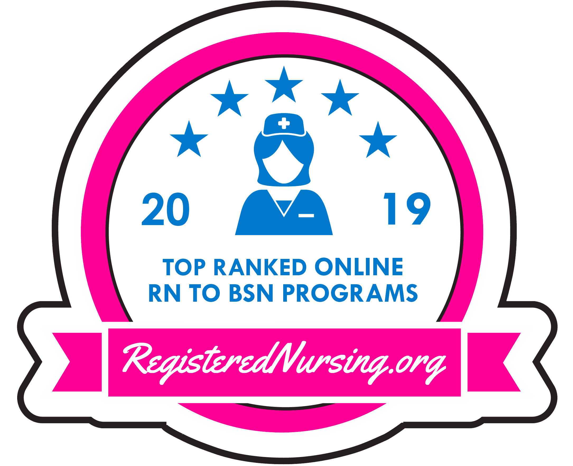 registered nursing.org badge