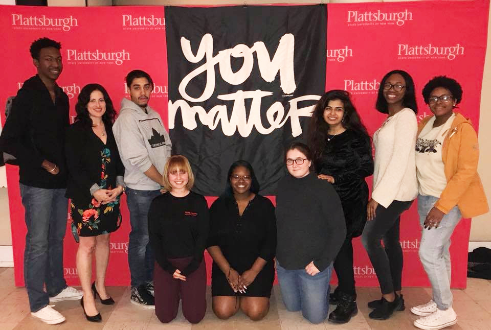 You matter at SUNY Plattsburgh