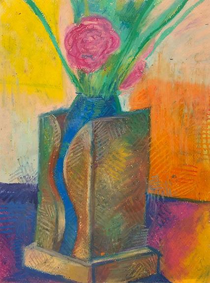 Ashley Orzech Oil Pastel, 2020