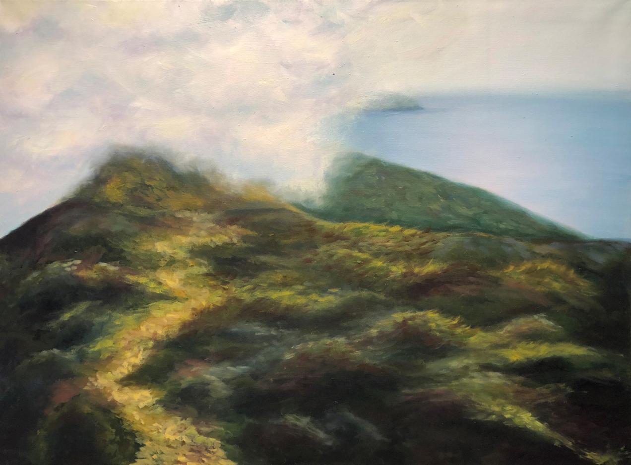 Chloe Murasso Oil on Canvas, 2020