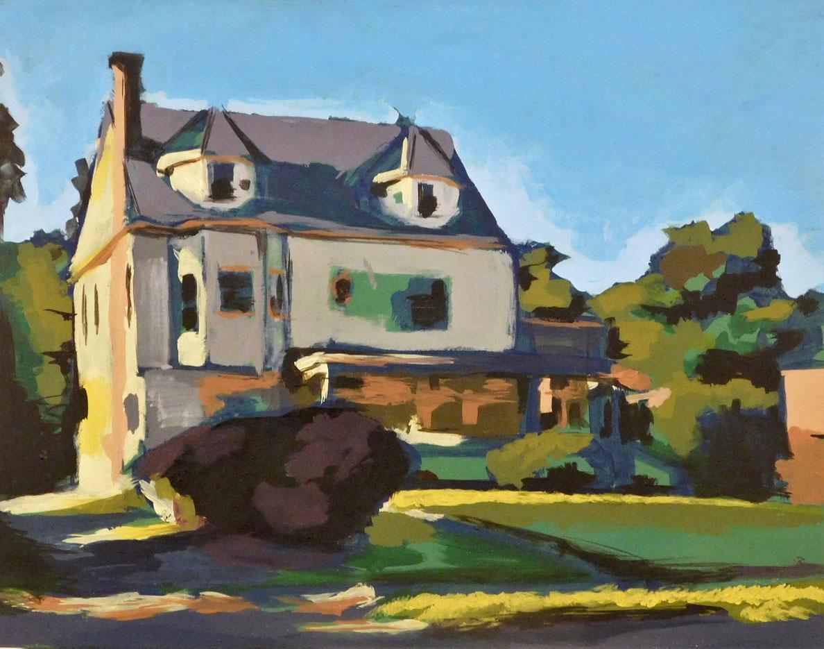 Matt McGarr Acrylic on Canvas