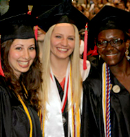 Photo of SUNY Plattsburgh graduates
