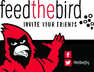 Feed the Bird! Invite Your Friends!