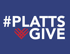 Celebrate Giving Tuesday #PlattsGive