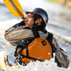Photo of SUNY Plattsburgh expeditionary studies student Gary Goldfinger in his kayak
