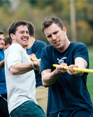 Photo of Homecoming Tug of War