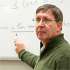 Photo of Dr. Jan Plaza, Associate Professor and Chair of Computer Science Department