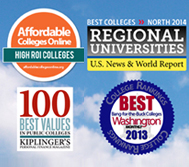 100 best values in public colleges for 2014.
