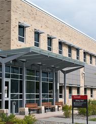 Photo of new Center for Neurobehavioral Halth