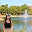 Photo shows graduate of SUNY Plattsburgh psychology program