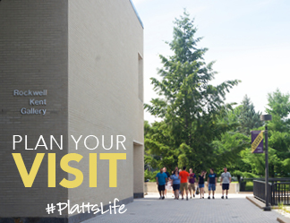 Plan your visit to SUNY Plattsburgh.