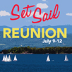Summer Reunion July 9-12.