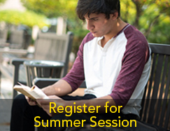 Register for Summer Session