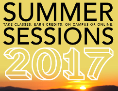 Register for Summer Sessions 2017