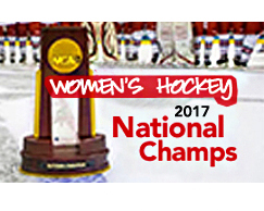 Plattsburgh State Cardinals win fourth straight national title in Women's Ice Hockey