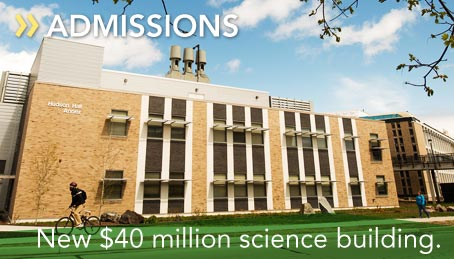 New 40$ million science building