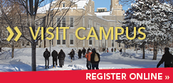 Schedule a visit to campus