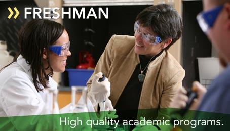 High quality academic programs