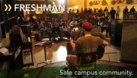 Safe campus community