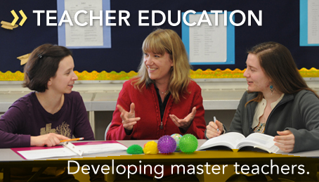 Developing master teachers.