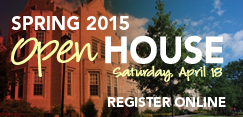 Learn about and register for Spring Open House at SUNY Plattsburgh