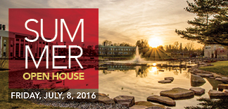 Schedule a visit to SUNY Plattsburgh for Summer Open House