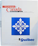 Cover illustration for Geography of Canada Bibliography Series