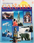 Cover illustration for Introducing Canada