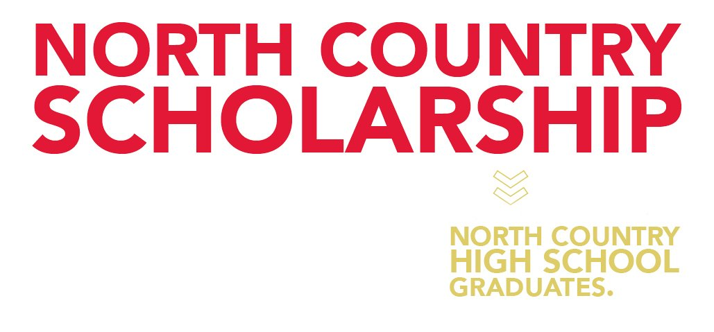 North Country Scholarship fir High School Graduates