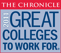 SUNY Plattsburgh Has Been Named One of the Great Colleges to Work For