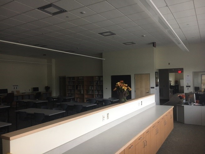 Sibley Hall, North Country Teacher Resource Room