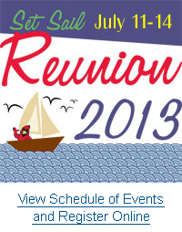 Register for Reunion 2013