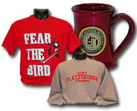 Photo of college sweaters and mug