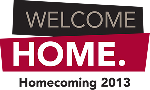 Homecoming 2013 logo