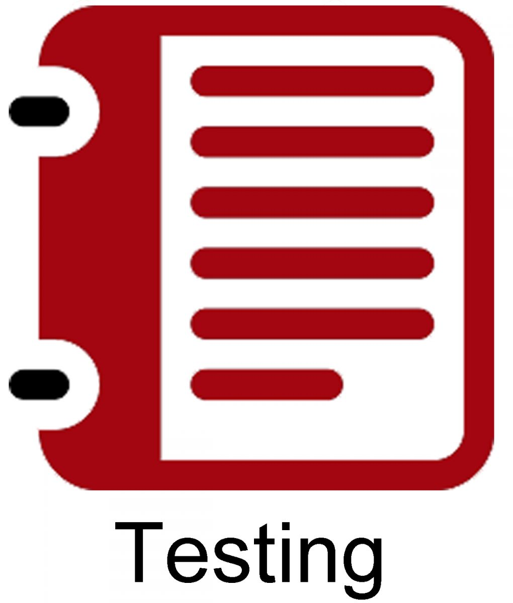 Testing Info