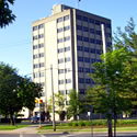 Photo of Kehoe Adminstration Building. Click to access specific directions and estimated travel times