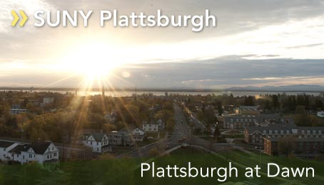 Plattsburgh at Dawn